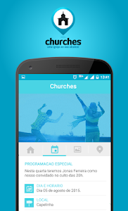 Churches - Busque Igrejas screenshot 2
