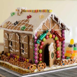 No Molasses Gingerbread House Recipes