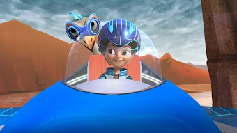 Mama Merc / Space Race