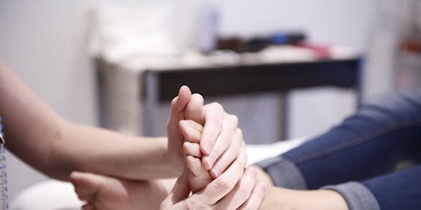 Soin hygiène des pieds