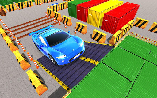 Smart Car Parking Simulator:Car Stunt Parking Game modavailable screenshots 3