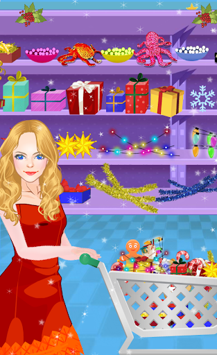 Princess Christmas Shopping screenshots 7