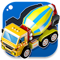 Assemble the Cars for toddlers icon