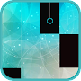 Mayores - Becky G - Piano Tap APK icon