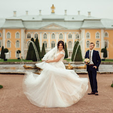 Wedding photographer Venera Akhmetova (GoodLuckFilm). Photo of 11.12.2017