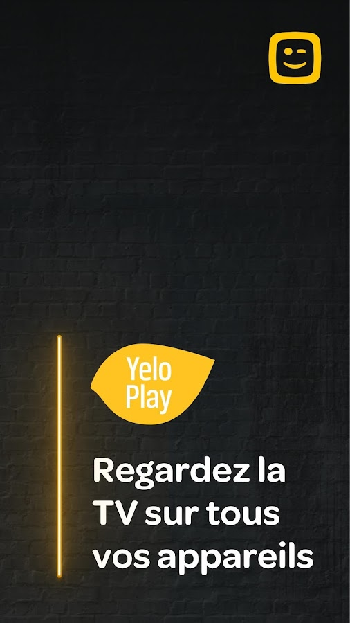 Yelo Play – Capture d'écran