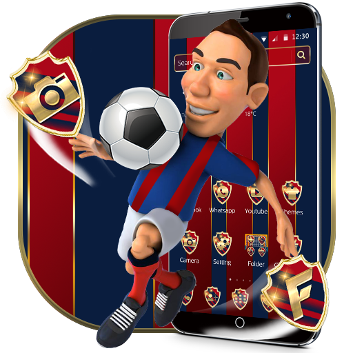 Football Gold Dream Theme Wallpaper Android APK Download Free By Century Themes Club 2018