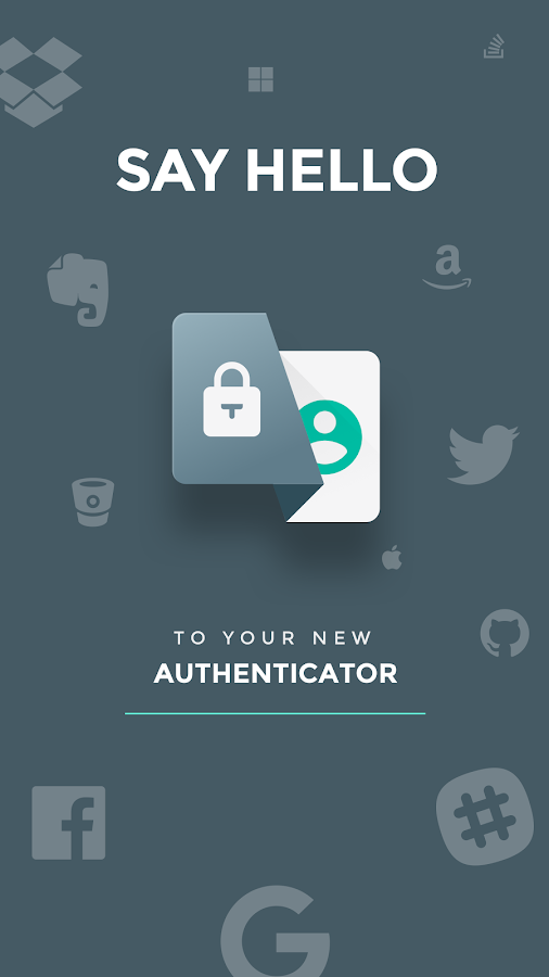 Thenticate - Pro Authenticator- screenshot