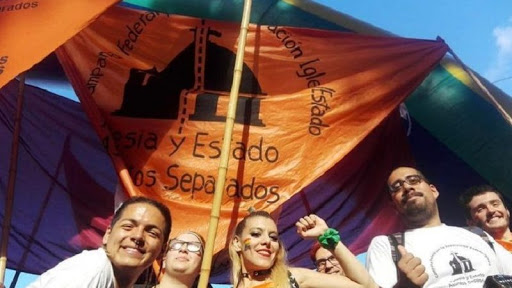 The year of the 'orange handkerchief' for State-Church separation in Argentina