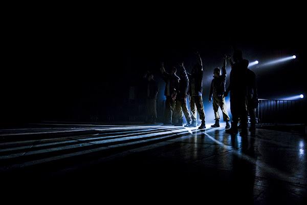 The show must go on di Nefti-Monica