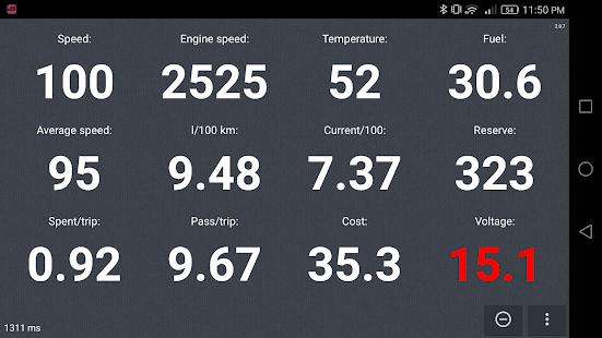 App Car computer - Olivia Drive Pro OBD2 | ELM327 APK for