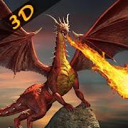 Grand Dragon Fire Simulator - Epic Battle 2018