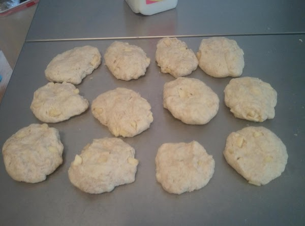 Shape 12-15 balls of dough
