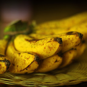 the Banana by Zackde Lubis - Food & Drink Fruits & Vegetables ( zackdephotography, banana, sweet, fruits, yellow )