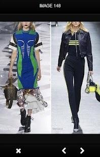 Trendy módního stylu 2017 - náhled