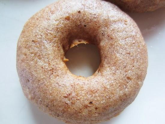 Banana Bread Doughnuts by Raia's Recipes