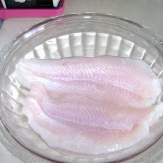 Basa White Fish Fillet.