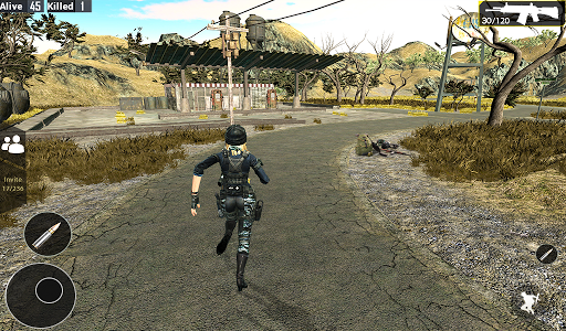 Fire Free Battleground Survival Hopeless Squad screenshot 11