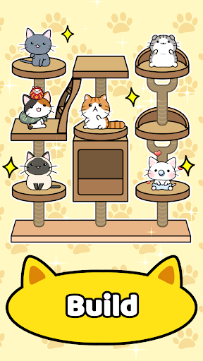 Screenshot for Cat Condo 2 in United States Play Store