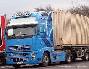 Photo: VOLVO from ROMANIA  ---> www.truck-pics.eu