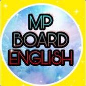 MP Board English, latest blue print 2018-2019
