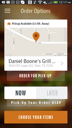玩旅遊App|Daniel Boone's免費|APP試玩