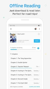 Manga Rock Premium Apk 3.9.11 (Definitive MOD) 5