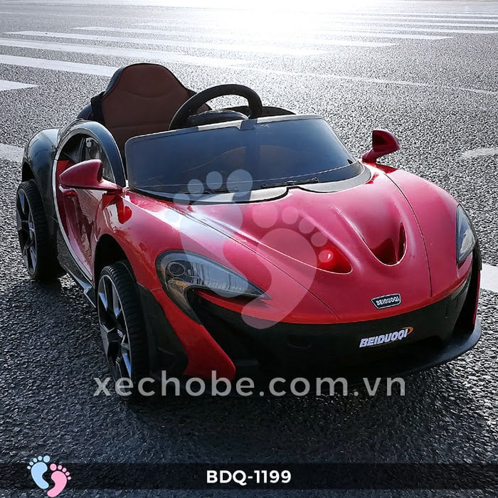 Xe hơi điện trẻ em BDQ-1199 McLaren 11