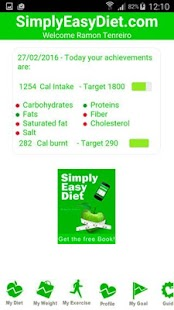 Simply Easy Diet Pro- screenshot thumbnail