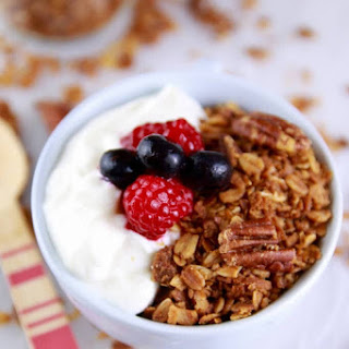 Microwave Granola in a Mug Recipe