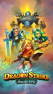 Dragon Strike: Puzzle RPG 5