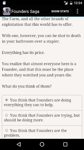 Founders Saga  screenshots 4