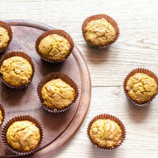 Fresh Pumpkin Muffins Healthy Recipes
