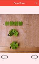 Paper Flower Craft - screenshot thumbnail 03