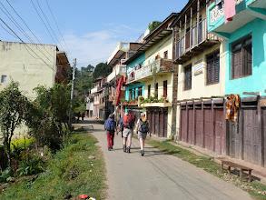 Photo: Vertrek in Gorkha