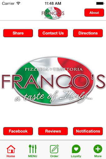 Franco's Italian Restaurant