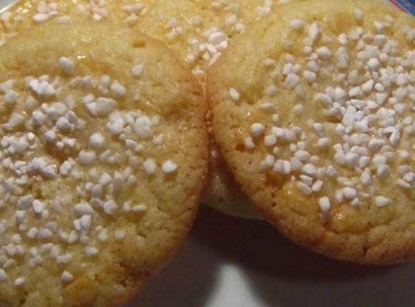 Norwegian Butter Cookies Recipe