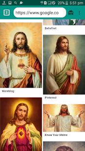 Christian Browser - náhled