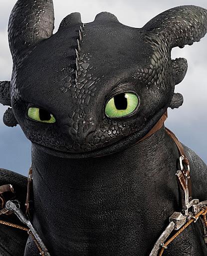 ... Dragon Toothless Wallpaper screenshot 4 ...