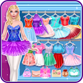 Ballerina Magazine Dress Up