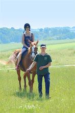 Photo: żonka uwielbia jazdę konną :D