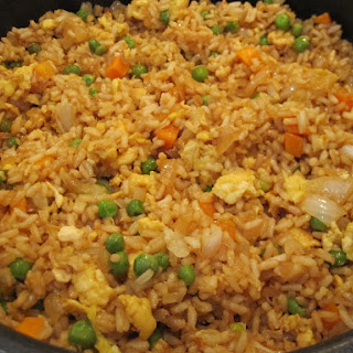 Chinese Chicken Fried Rice II