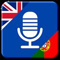 Translate English to Portuguese app icon