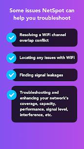 NetSpot – WiFi Analyzer 5