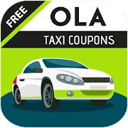 Cab coupons (Free Rides) for Ola Taxi