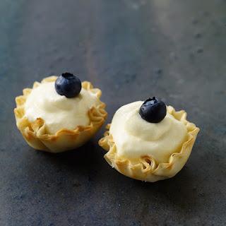 Berry-Lemon Tartlets.