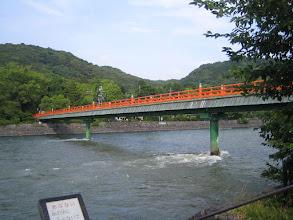 Photo: 朝霧橋を渡り、振り返って by FM
