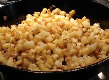 Dad's Breakfast Potatoes
