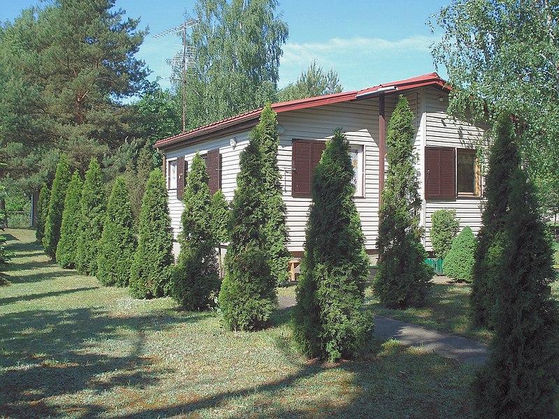 Działka pod budowę domu powinna mieć min. 450 m2.