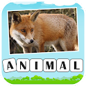 Animal Spelling Games for Kids icon